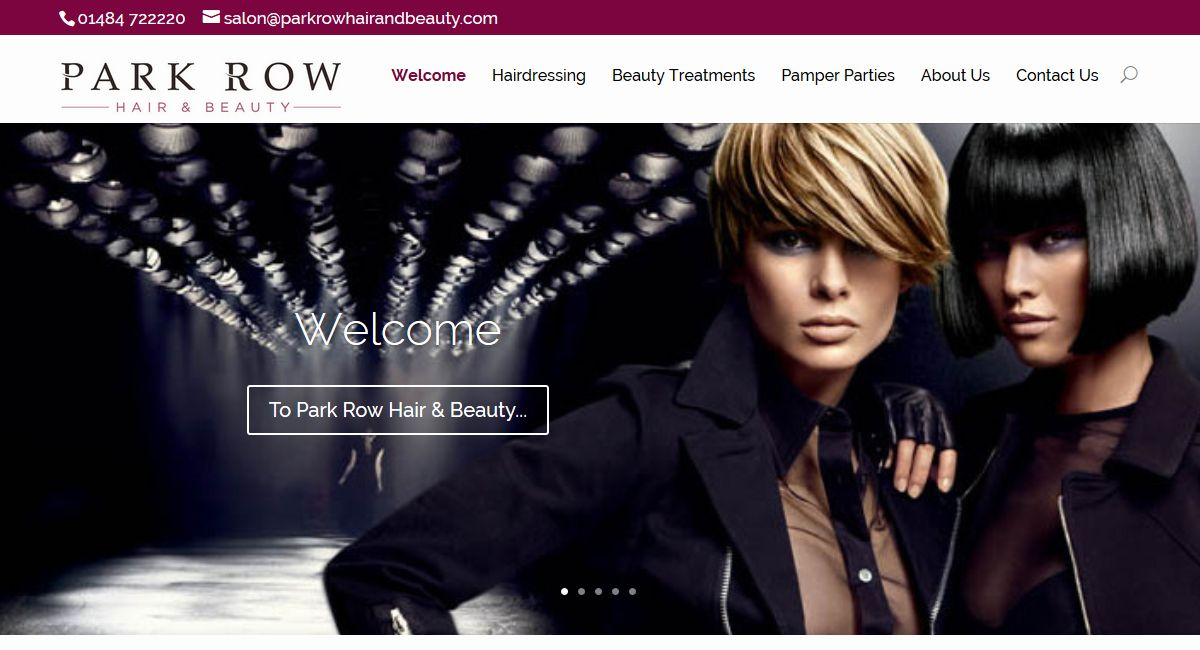 Park Row Hair and Beauty Salon in Brighouse