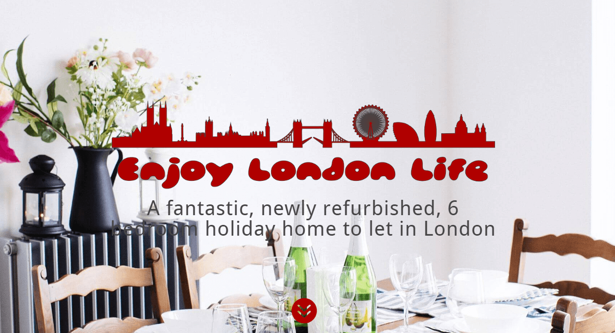 Enjoy London Life Website By Customology
