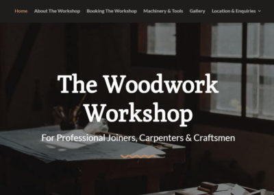 Woodwork Workshop