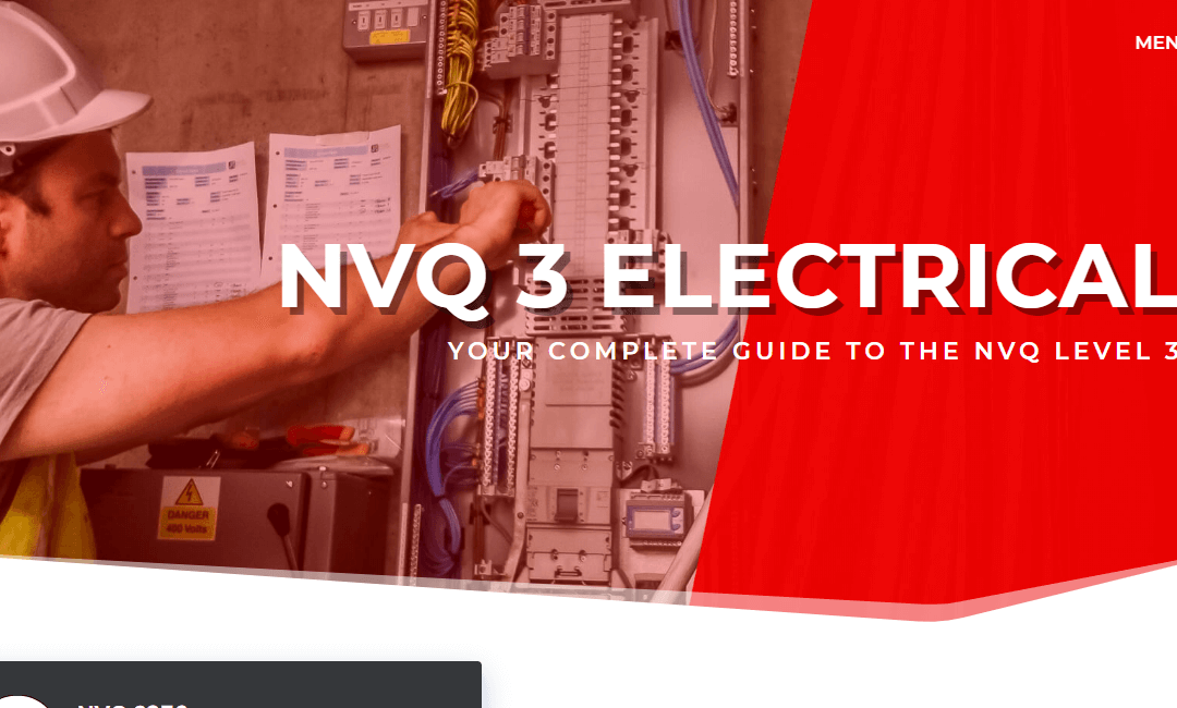 NVQ 3 Electrical