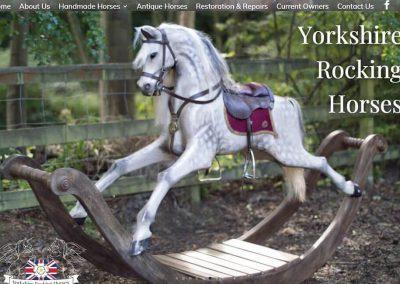 Yorkshire Rocking Horses